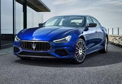O novo Maserati Ghibli já está disponível, saiba os preços