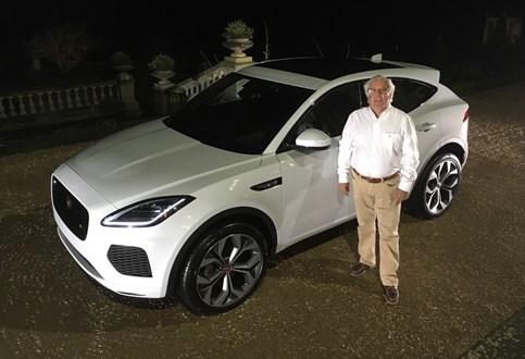Jaguar E-Pace: guiámos o SUV que chega em Dezembro e dizemos-lhe quanto custa