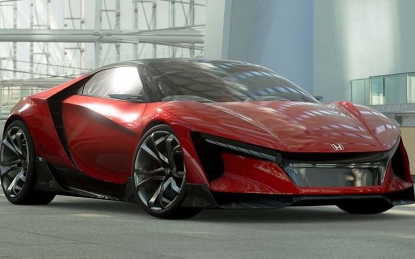 """Honda estreia no Gran Turismo o que será o… """"baby NSX""""?"""