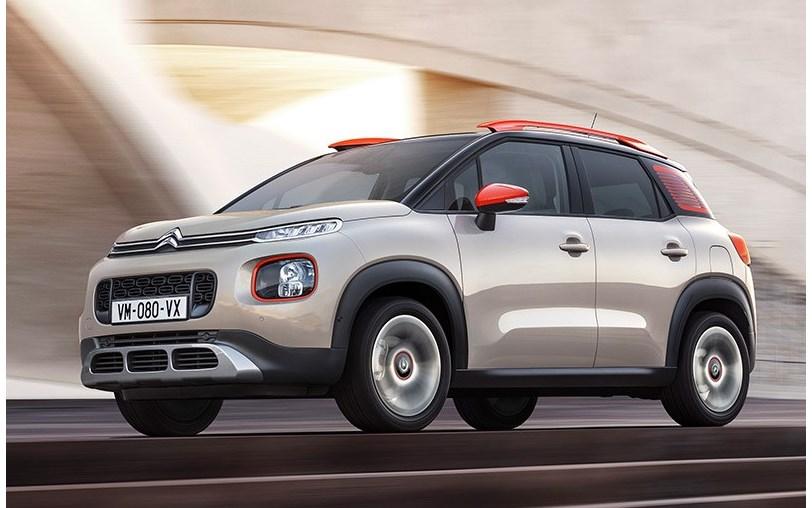 Novo SUV da Citroën promete