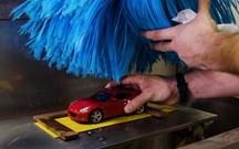 """Nissan construiu o """"lava carros"""" mais pequeno do mundo!"""