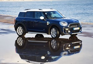 Countryman ALL4 PHEV: guiámos o primeiro Mini electrificado e com 224 cv!