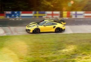Estes são os 10 carros de estrada mais rápidos no Nurburgring