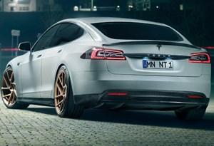 Preparadora Novitec deitou as mãos ao Tesla Model S e este é o resultado!