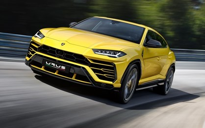 Todos os detalhes e fotos do Urus, o primeiro SUV da Lamborghini!