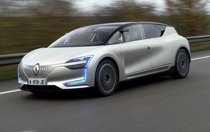 Renault Symbioz ganhou vida e já exibe a condução autónoma