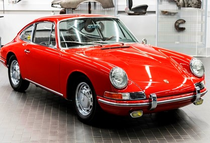 Porsche 911 de 1964 demorou três anos para renascer
