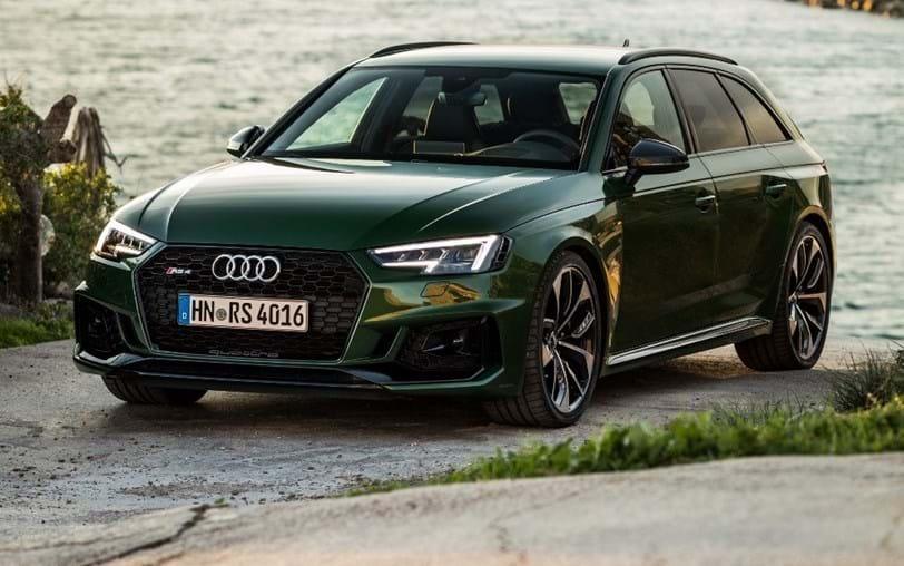 Audi RS 4 Avant já fez 18 anos e chega ao mercado em Janeiro