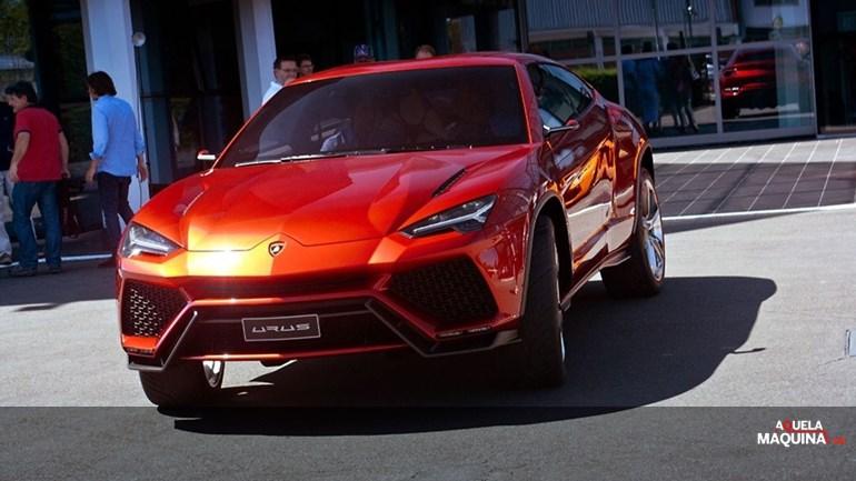 7fad5c5bb47 Lamborghini será a última marca a