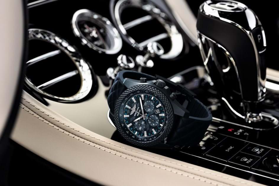 e13c2cdf20b Bentley e Breitling lançam novo relógio - Tome Nota - Aquela Máquina