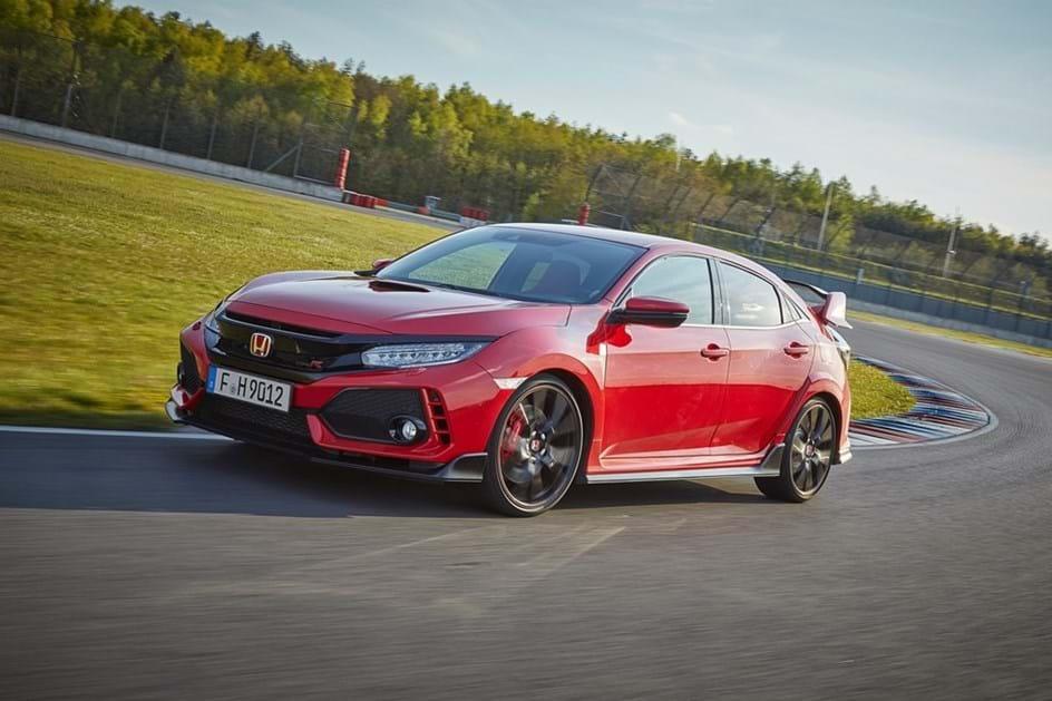 Honda Civic Type R Já Está Disponível Em Portugal Por 46.900 Euros ...