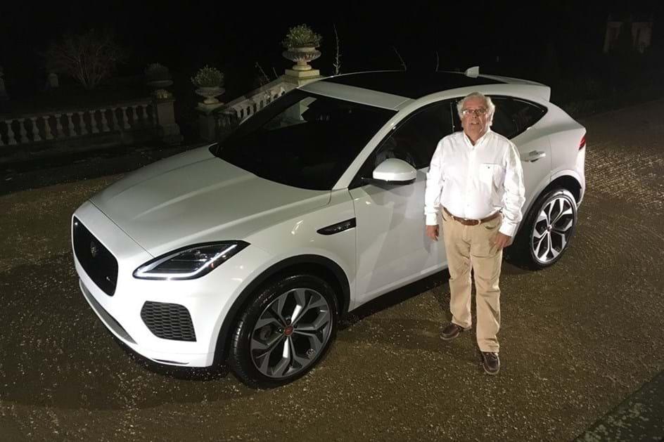 Jaguar E Pace: Guiámos O SUV Que Chega Em Dezembro E Dizemos Lhe