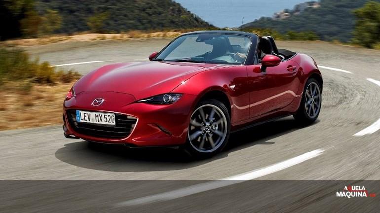 Mazda Mx 5 Pode Ganhar Vers 227 O De 181 Cv Actualidade