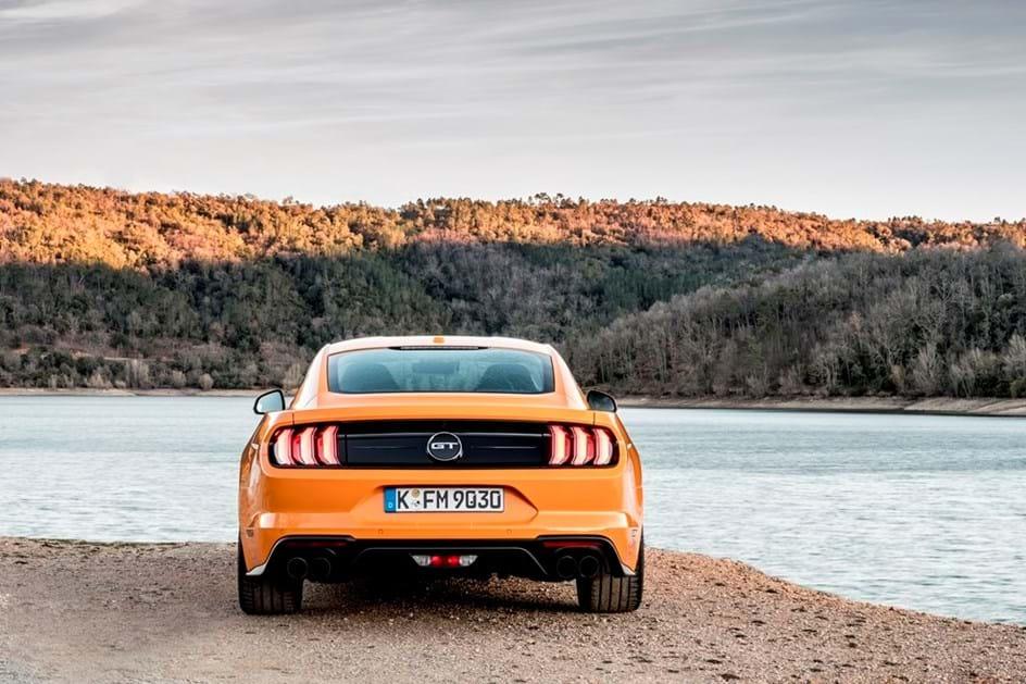 Ja Guiamos Os Novos Ford Mustang De 2018 E Sabemos Os Precos
