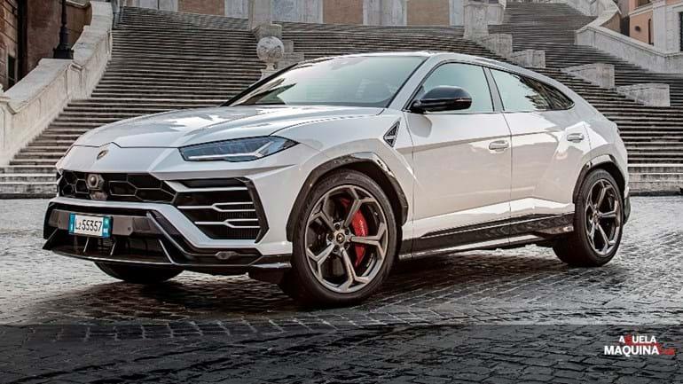 Lamborghini Urus Deu A Volta Ao Mundo Em 120 Dias