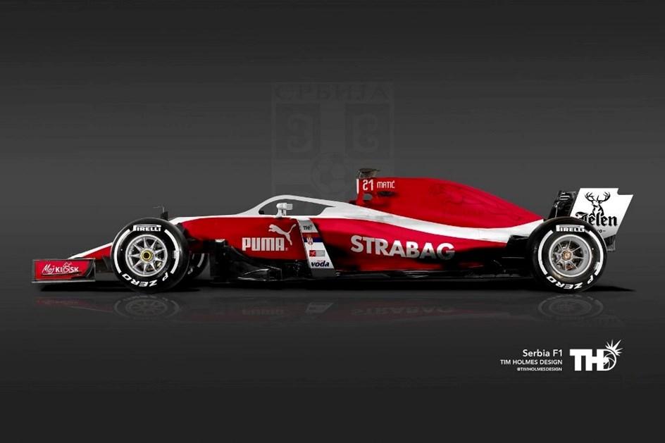 E se houvesse um Campeonato do Mundo de Selecções em… F1