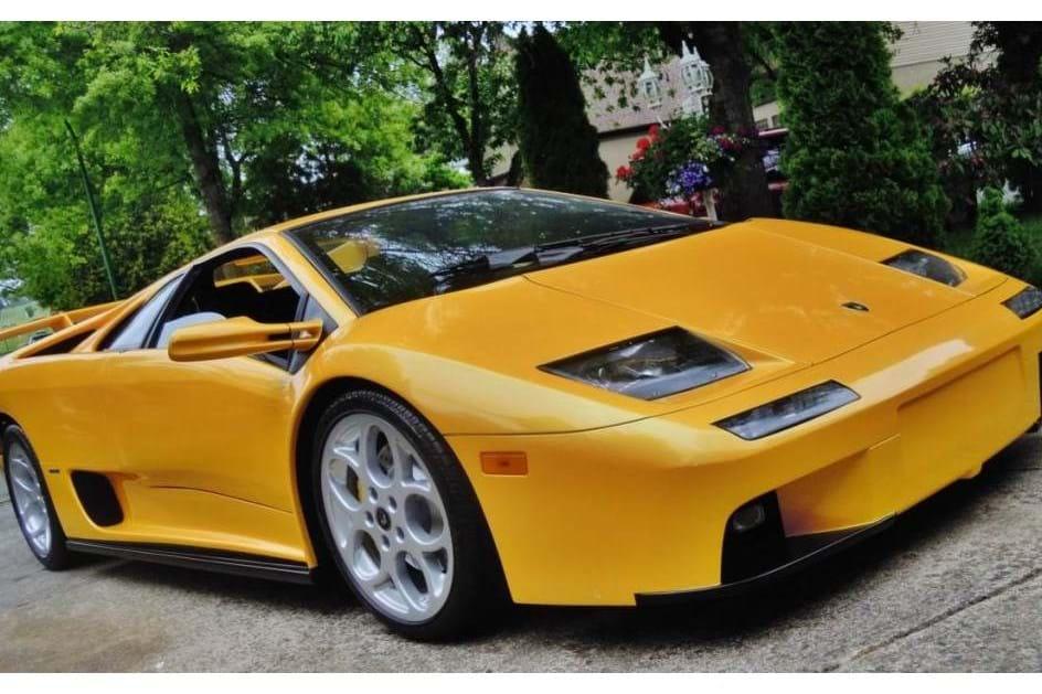 Este Lamborghini Diablo So Custa 68 Mil Euros Mas Tem Um Senao