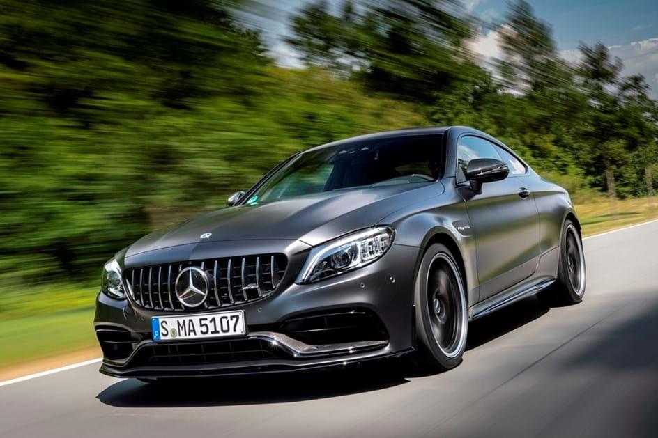 ... Novos Mercedes AMG C63 Chegam Em Novembro E Já Têm Preços ...