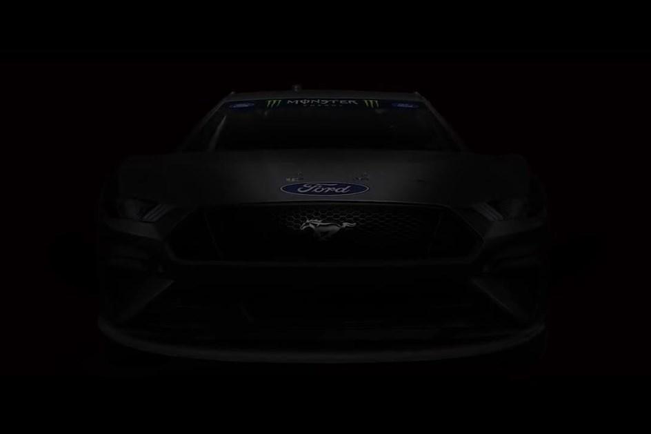 Ford Mustang vai correr na Nascar Cup Series pela primeira vez em 54 anos