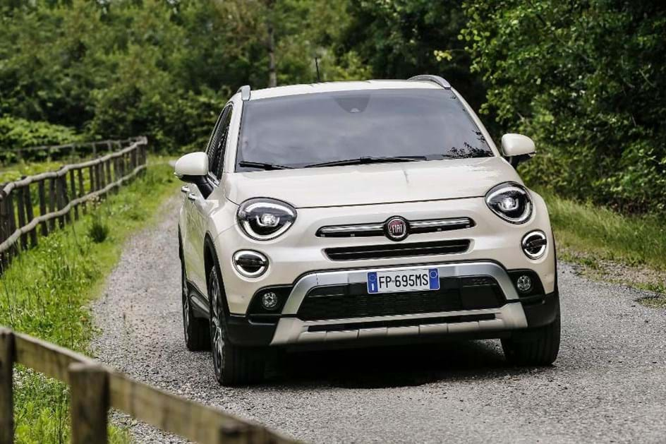 Fiat 500x Chega Em Outubro Com Novos Motores E Mais Tecnologia