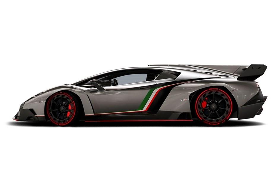 Este Lamborghini Veneno Esta A Venda Por 8 2 Milhoes De Euros