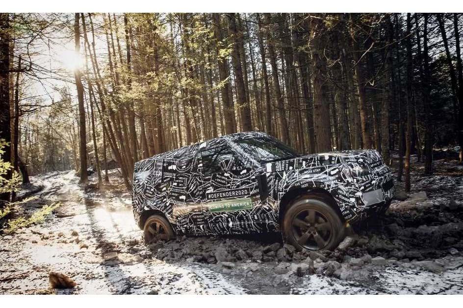 Novo Land Rover Defender Surge Em 2019 E Sera Vendido Em 2020
