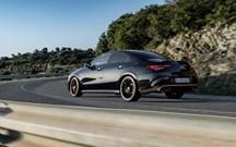 68e455307 ... Novo Mercedes CLA chega em Maio e está maior, mais tecnológico e mais  desportivo ...