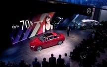 9a2d49e95 Novo Mercedes CLA chega em Maio e está maior, mais tecnológico e mais  desportivo ...