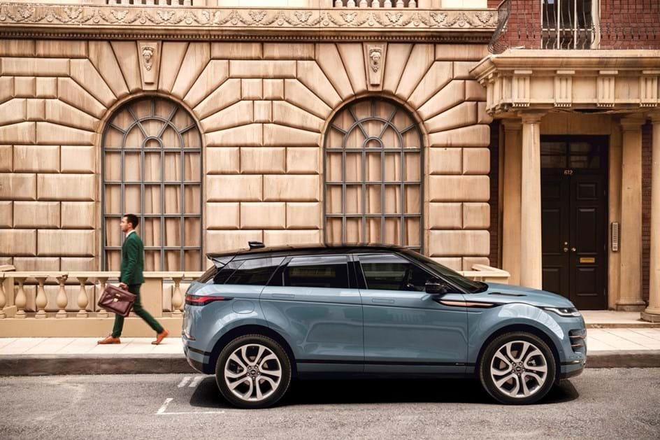 ce6f679d6 Novo Range Rover Evoque: está a chegar a Portugal – saiba os preços ...