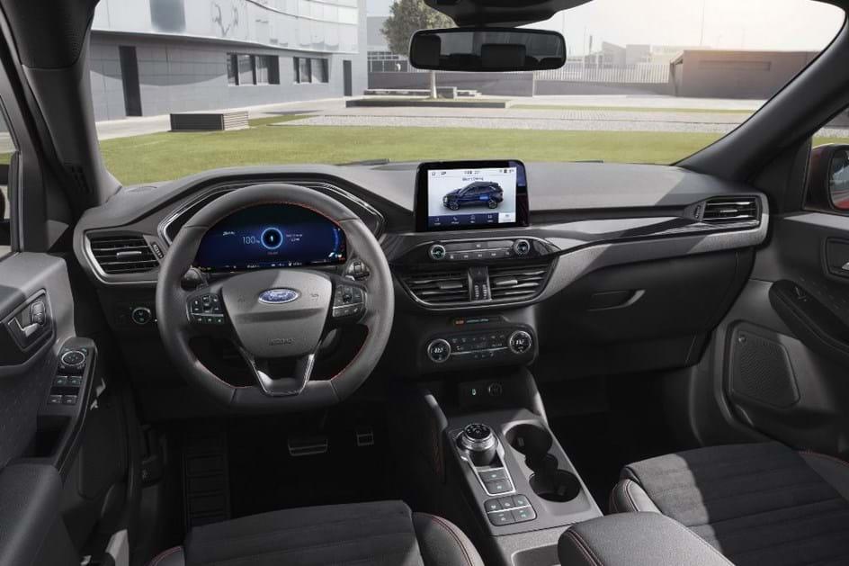 Novo Ford Kuga Foi Apresentado Com Tres Variantes Hibridas Novos