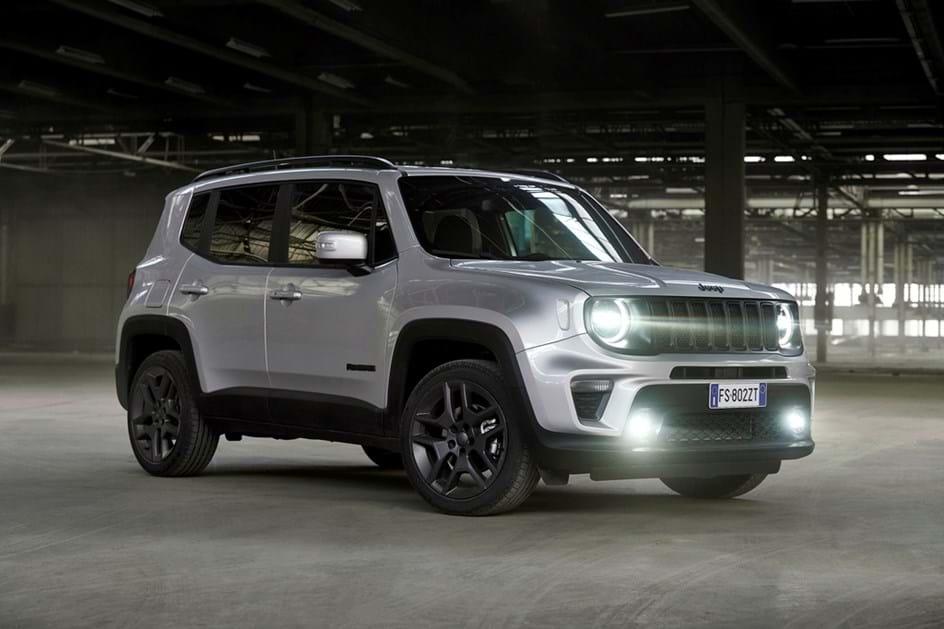 Novo Jeep Renegade S Ja Esta Disponivel Em Portugal Saiba O Preco