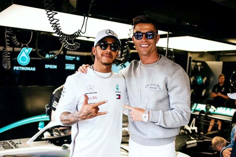 Hamilton é o piloto mais bem pago do mundo. Saiba quanto ganha!