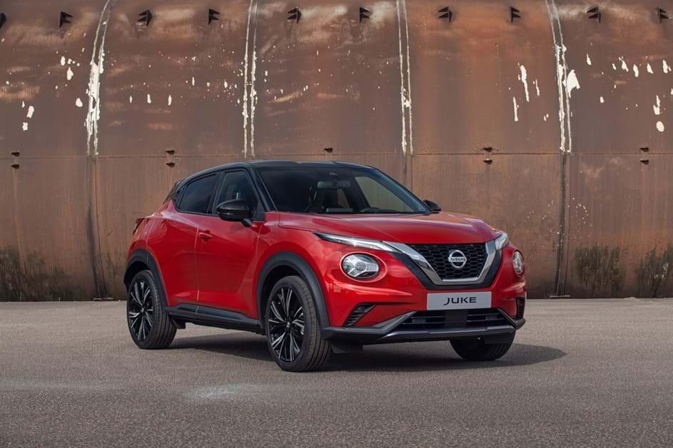 Nissan Juke Em Portugal 19 900 Euros é Preço De Ataque Novos Modelos Aquela Máquina