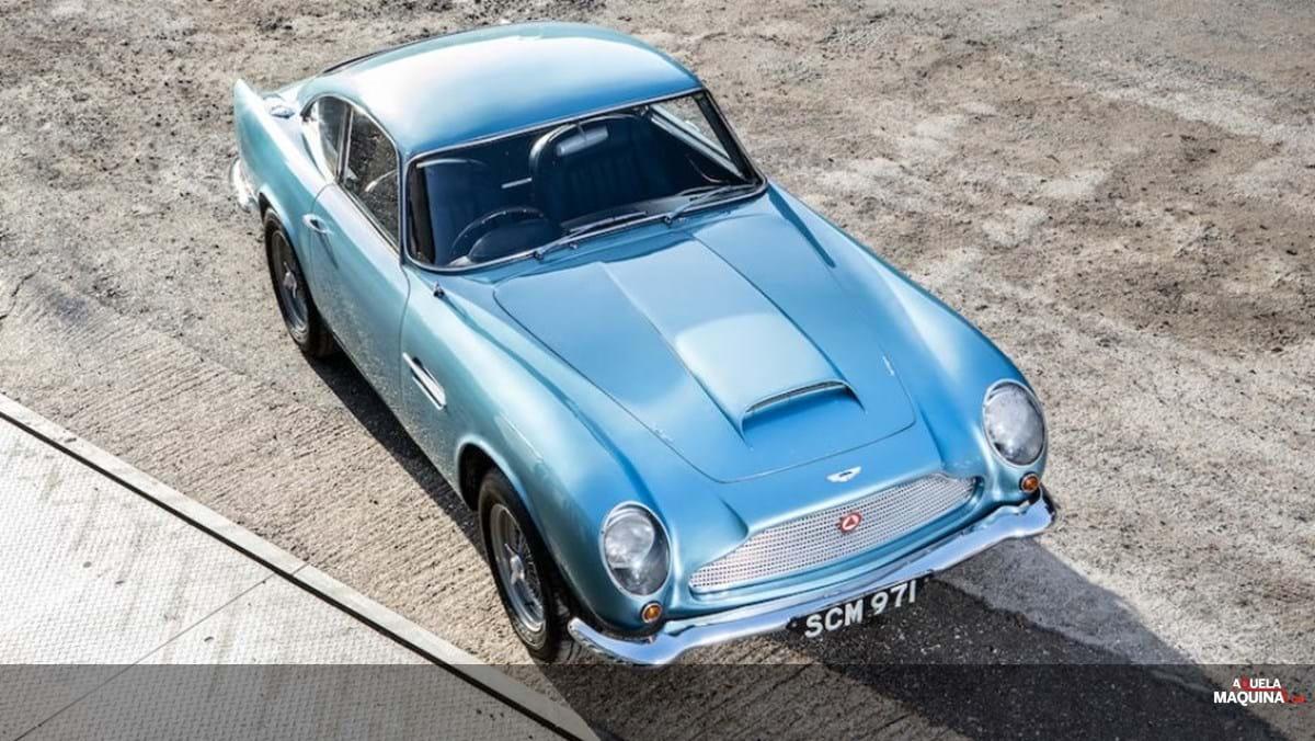 Aston Martin Db4 Gt Superleggera Vendido Por 2 8 Milhoes Tome Nota Aquela Maquina