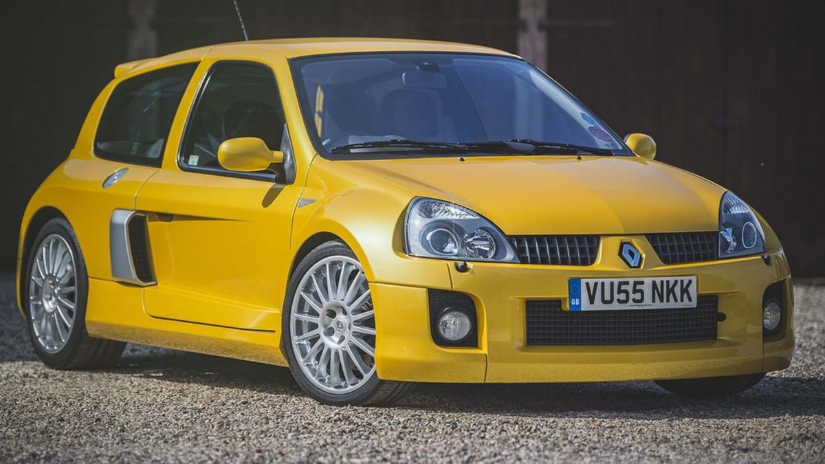 Ainda Se Lembra Do Fantastico Renault Clio V6 Actualidade Aquela Maquina